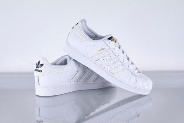Sneaker SUPERSTAR weiß