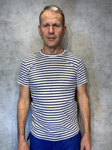 T-Shirt STREIFEN M3069