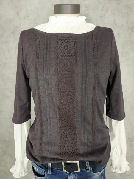 3/4 Arm-Shirt SPITZE 206509