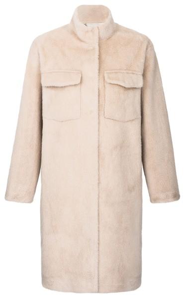 Fake Fur Mantel MOANA 310-PTB-21-08