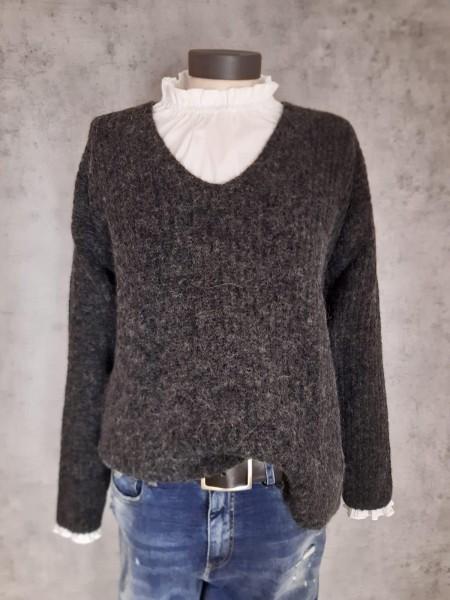 V-Pullover ALPAKA 87006