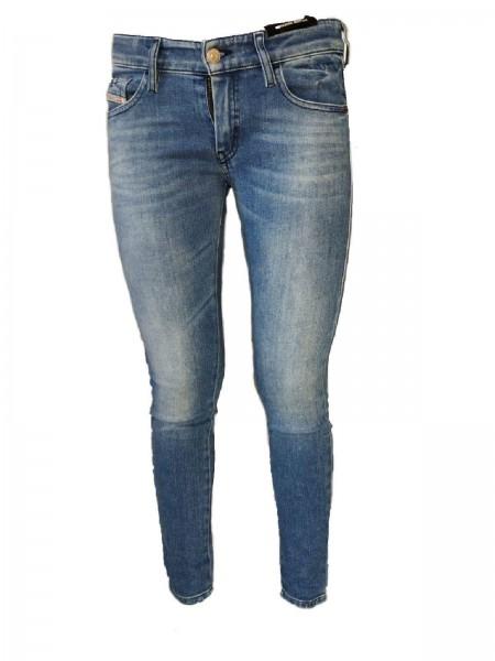 Jeans SLANDY LOW 00SGSP 009JI