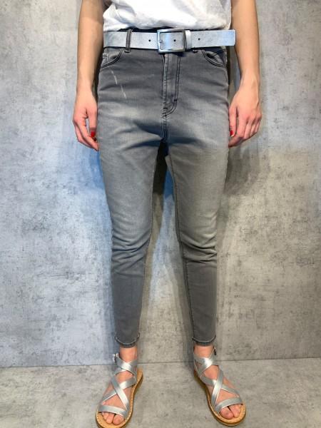 P 3728GID22 nero denim Jeans
