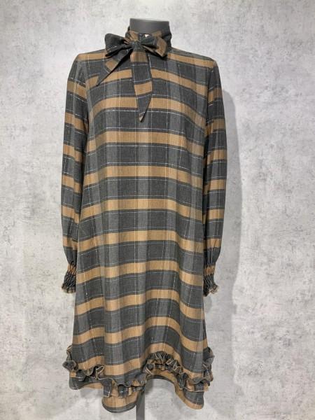 Kleid mit SCHLUPPE 2662-77 40