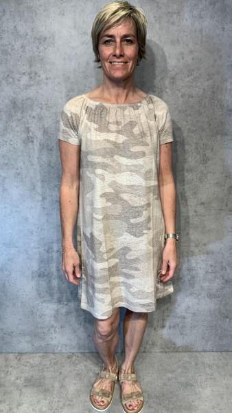 Kleid CAMOUFLAGE
