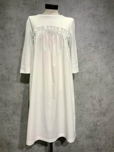 Kleid RÜSCHE M02137weiß