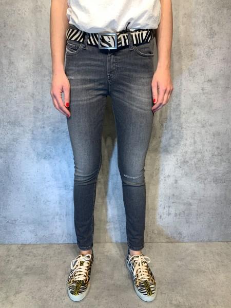 Jeans SLANDY grau 083AJ