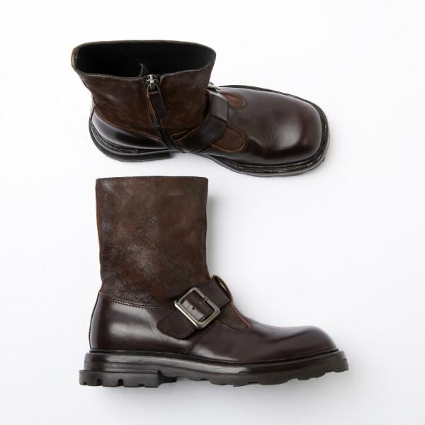 Leder-Boots TRONCHETTO 1CW206-TF