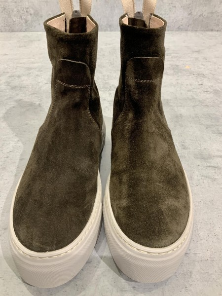 Boot Wildleder D925503PGKV153E038