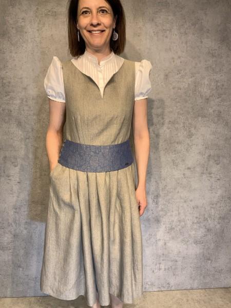 Kleid EVA taupe