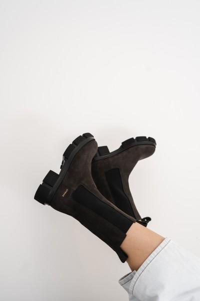 Veloursleder-Stiefelette SANDY CPH500