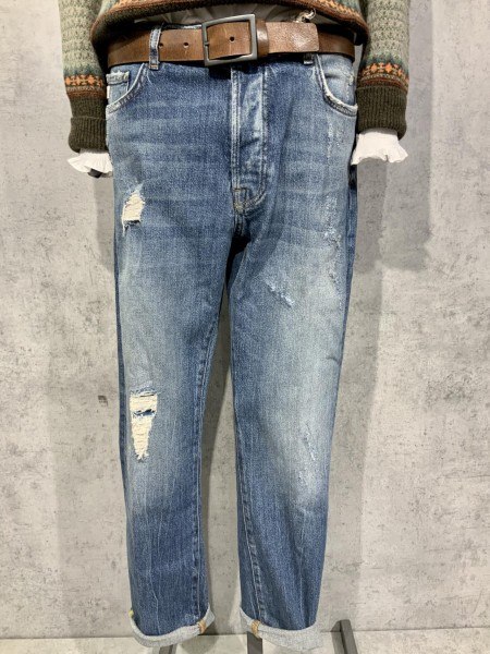 Jeans AUGUSTA GGW03310 Relaxed fit