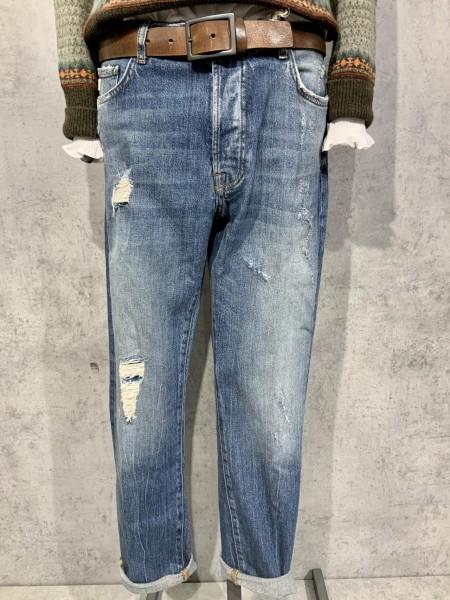 Jeans Augusta Relexed fit GGW03310